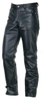 Steerhide Leather Jeans