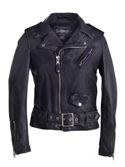 626VNW - Women's Vintaged Cowhide Black Motorcycle Jacket (Black)