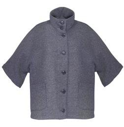 705W - Women's Wool Jacket (Oxford Grey)