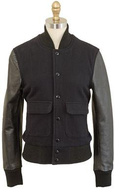 71350W - Women's Wool Varsity Jacket