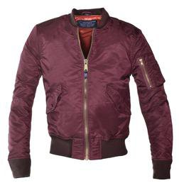 928J - Nylon Flight Jacket