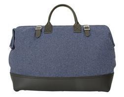 PB306 - Wool and Leather Mason Bag