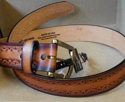 C70304 - Tan Brown Desert Dawn Belt