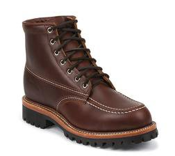 "6068 - Chippewa 1975 6"" Original Insulated Moc Toe Trekker"