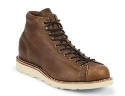 "M35CC - Chippewa 5"" Bridgemen Lace To Toe"