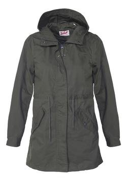 852W - Women Cotton Parka