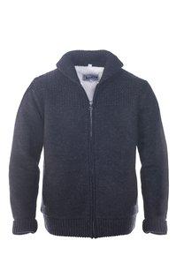 F1522 - Sweater Jacket (Black)