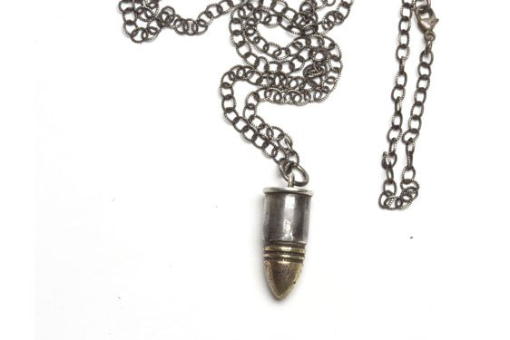 NRIMB - Rimfire Bullet Necklace