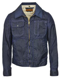 P9440 - Gas Station Attendants Jacket (Navy)