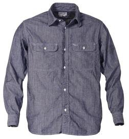 SH1501 - 100% Cotton Work Shirt (Box Weave)