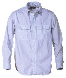 SH1501 - 100% Cotton Work Shirt (Box Weave)