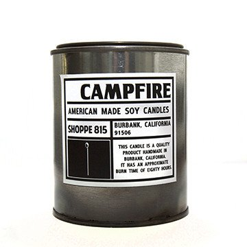 CNDL1 - Tin Candle-Candles (Campfire)