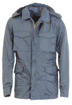 91351 - Flight Satin M-51 Field Jacket - Big Sizes Only (Navy)