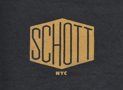 THEX1 - Schott Hex Log Tee