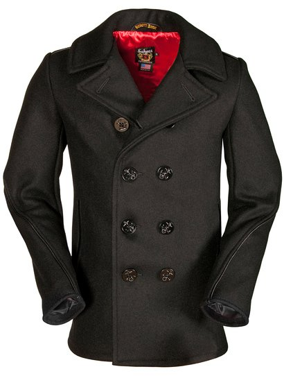 Pea Coats