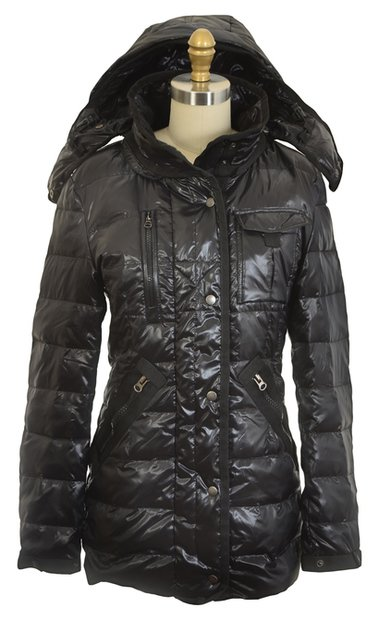 9392DW - Women's Down Filled Foul Weather Parka